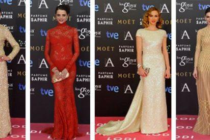 Las actrices B GLAM de los Goya 2015