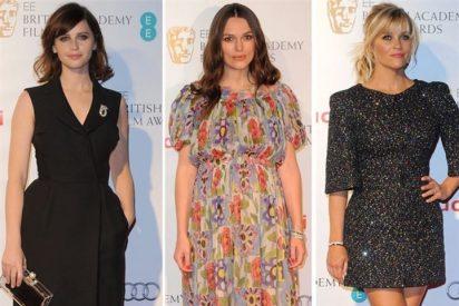 Los looks de la fiesta previa a los BAFTA