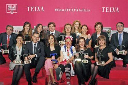 Las caras más conocidas se dan cita para la entrega de Premios Telva Belleza