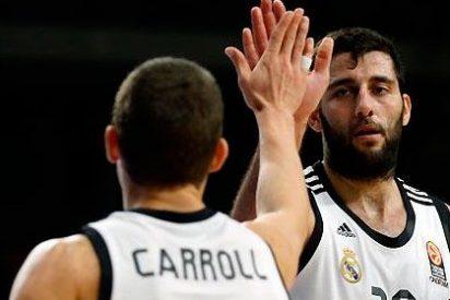 El Real Madrid sigue en estado de gracia al ganar al Estrella Roja por 85-61
