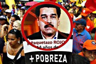 """El vídeo de la cuadratura del círculo de Podemos: ¡""""Todos mienten sobre Venezuela""""!"""