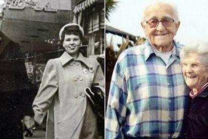 [Vídeo] La historia de los ancianos que han muerto de la mano tras 67 años casados