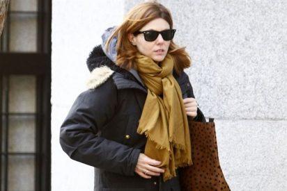 Manuela Velasco se relaja de compras