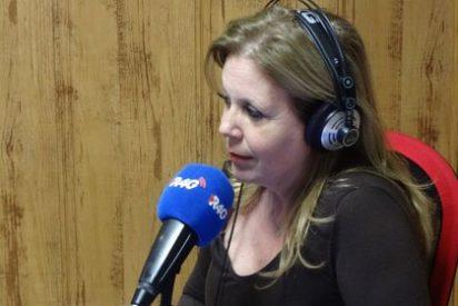 """Mara Colás: """"Cada vez que hablo de Podemos me atacan y dicen que hago un periodismo impertinente"""""""