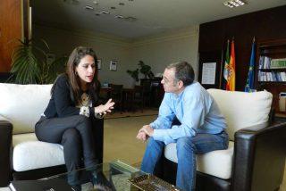El Gobierno de Extremadura presenta el proyecto de Ley de Igualdad LGTB a Neria