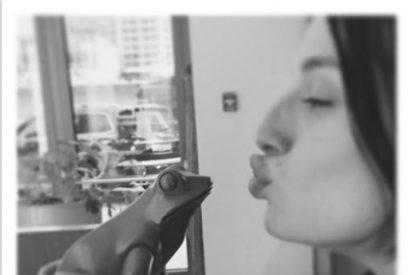 María Valverde encuentra a su rana ideal