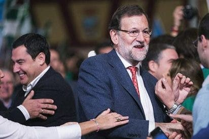 """Juanma Moreno: """"Si Susana Díaz no hubiera adelantado los comicios mi victoria en Andalucía sería segura"""""""