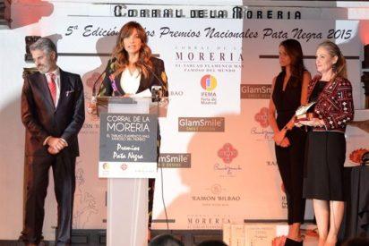 Carlos Saura, Mariló Montero y Lolita galardonados en los premios 'Pata Negra'