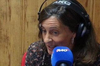 """Marta Gómez Montero: """"Tania Sánchez era el caballo de Troya en IU y ya ha decidido dar el salto"""""""
