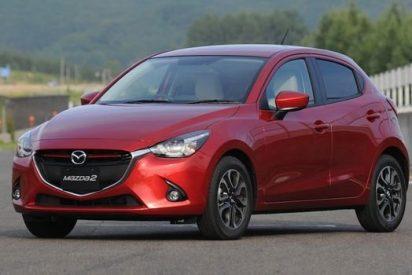 Mazda renueva el 2 y aspira al cetro urbano Premium