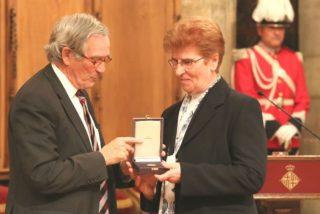 Las Hermanas Hospitalarias reciben la Medalla de Oro al Mérito Cívico de Barcelona