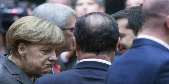 Merkel se arma de paciencia y pide a Grecia que cumpla lo pactado para llegar a un acuerdo