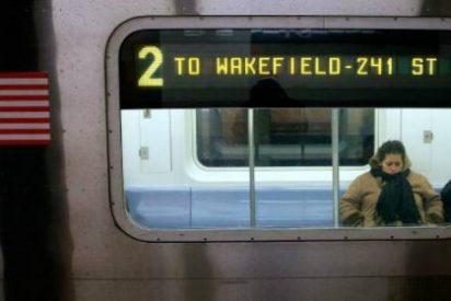 Los espeluznantes e invisibles peligros que acechan en el metro de Nueva York