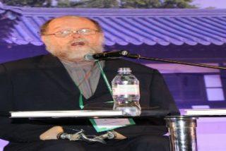 """Michael Lapsley presenta su libro """"Reconciliarse con el pasado"""", editado por San Pablo"""