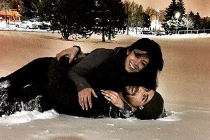 Michael Phelps anuncia boda con Nicole Johnson