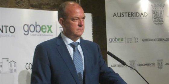 Monago volverá a ser candidato a la presidencia de Extremadura