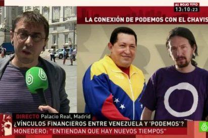 Venezuela y Ecuador han metido de matute un montón millones en la fundación ligada a Podemos