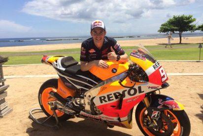Así es la nueva moto de Márquez y Pedrosa