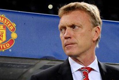Moyes tuvo que quitar las patatas fritas a los jugadores del United