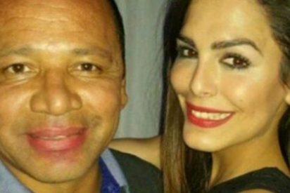 ¿Por qué Amor ha borrado su fotografía con el padre de Neymar?