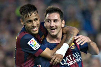 Al Barça de Messi, Neymar y Suárez se le ha atragantado la siesta
