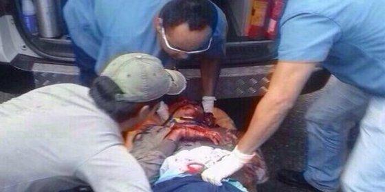 [Vídeo] Así mata la policía bolivariana a quemarropa a un estudiante de 14 años... por protestar contra Maduro