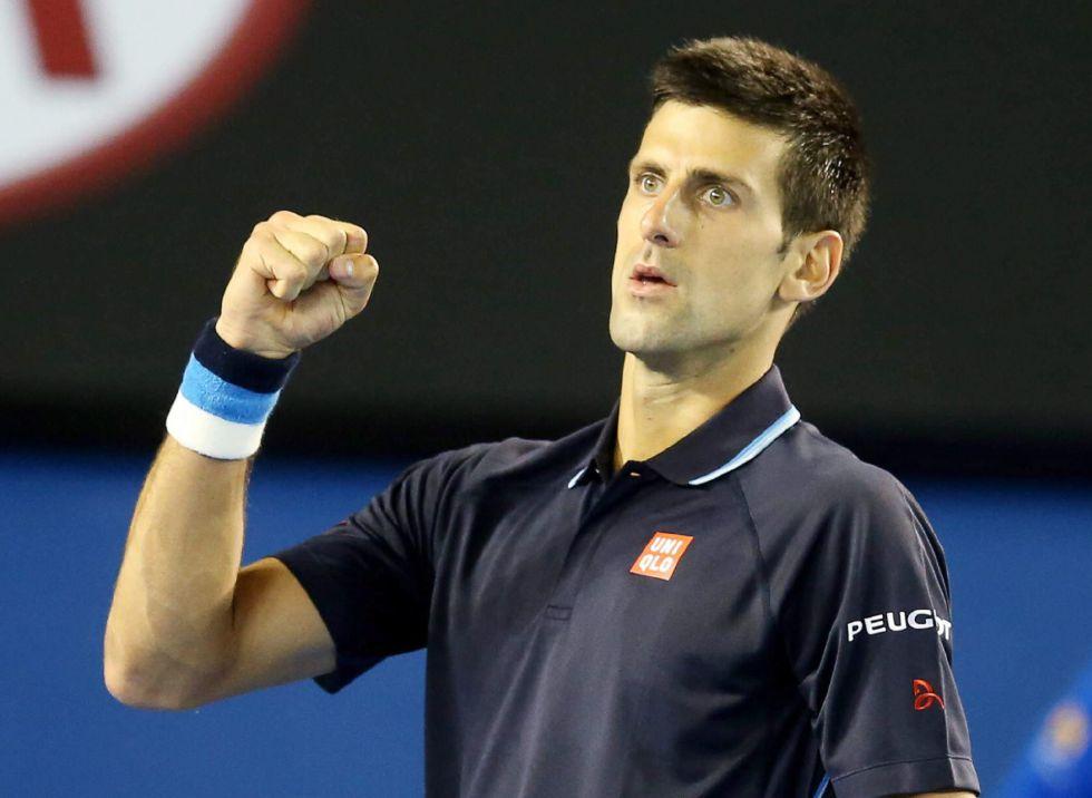 """Djokovic: """"Federer y Nadal son todavía los jugadores más populares, aunque yo sea el número uno"""""""