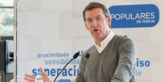 """Feijóo asegura que los candidatos del PP suponen """"estabilidad"""""""