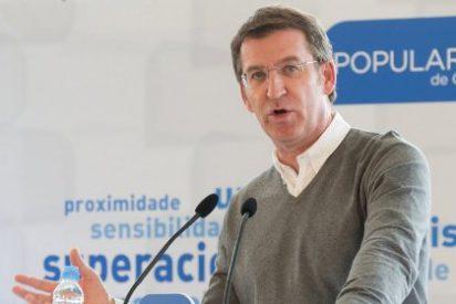"""Feijóo responde con un plan para """"dinamizar"""" el uso del gallego"""