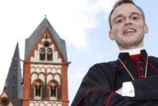 El ex obispo derrochador de Limburgo, destinado al Vaticano
