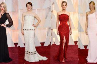 Las más y las menos B GLAM de la red carpet de los Oscar 2015
