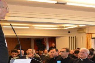 """Osoro escribe a los curas de Madrid y les pide """"nueve o diez nombres"""" de sacerdotes o religiosos para la Curia"""