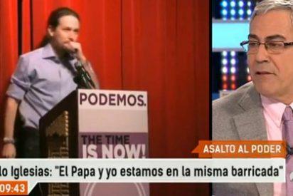 """Bolaño se ríe de la gira de Iglesias por Nueva York: """"Los diarios de allí no le dedicaron ni un breve"""""""