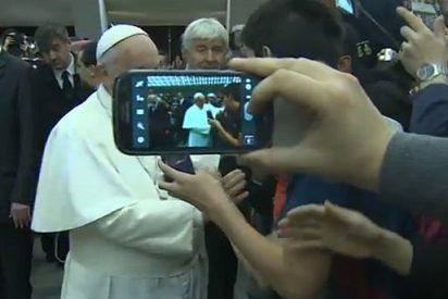 El Papa denuncia la guerra