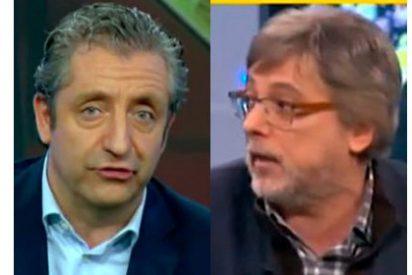 """Pedrerol le exige a Damián González que no se repita: """"Tu tema con Mourinho ya es cansino, cambia de discurso"""""""