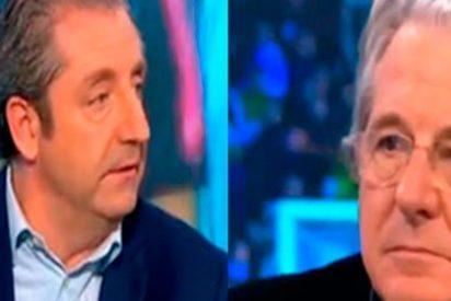"""Pedrerol reprende a Jorge D'Alessandro: """"Manipulas, y la manipulación no está admitida aquí"""""""