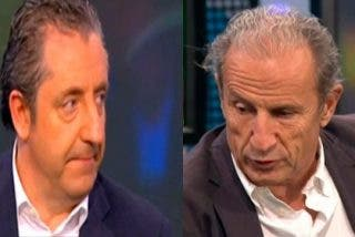 """Petón acusa a Josep Pedrerol de estar interesado en """"meterle"""" al 'Mono' Burgos y al Atlético de Madrid en su programa"""