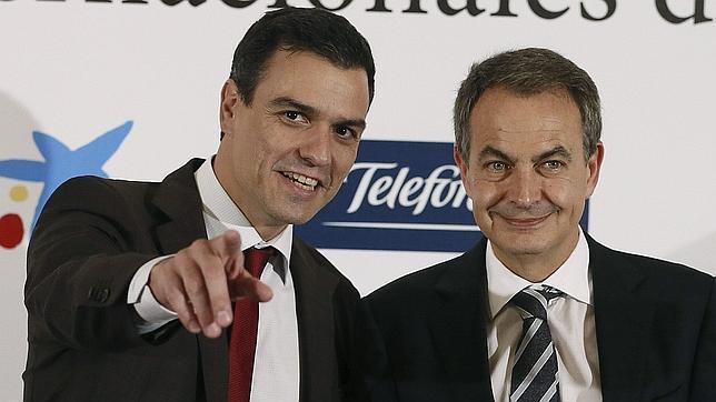 ZP enreda en la crisis del PSM haciendo llegar a Sánchez su disgusto