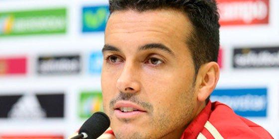 Liverpool, Arsenal y United pretenden a Pedro