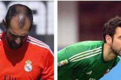 El cambio radical de look de Diego López