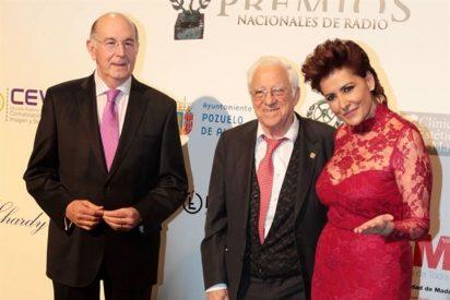 Periodistas y locutores galardonados en los Premios Nacionales de la Radio