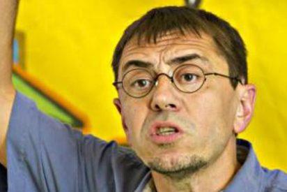 A Monedero le crecen los enanos entre los militantes de Podemos por montárselo 'estilo Pujol'