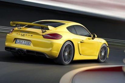 Porsche Cayman GT4, palabras mayores
