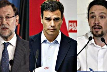 El Mundo y La Razón recomiendan a Sánchez que no imite a Podemos
