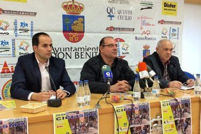 Presentado en Don Benito la 49 edición del Circuito Guadiana de Ciclismo