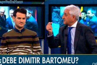Carazo y Quim Domènech ven una mano madridista en la filtración de la petición de imputación de Josep María Bartomeu