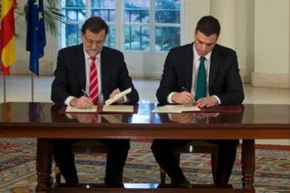 Aplauso unánime de la prensa de Madrid al pacto entre PP y PSOE