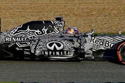 Red Bull deja boquiabiertos al resto de los equipos con el diseño de su nuevo coche