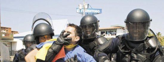 Diario 'El País': Basta de represión en Venezuela