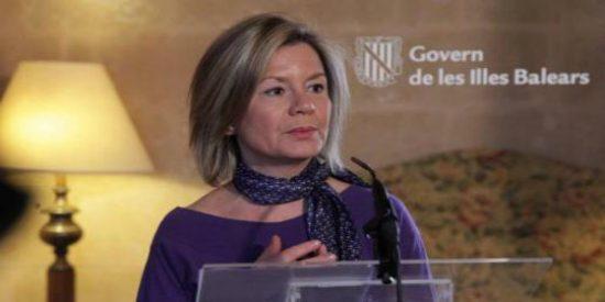 """Nuria Riera: """"Somos el Govern de los trabajadores y la recuperación económica"""""""